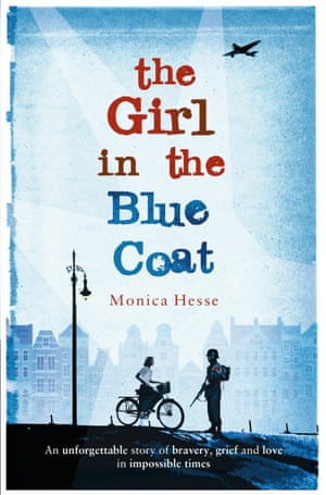 c731222a17eba The Girl in the Blue Coat by Monica Hesse –review.
