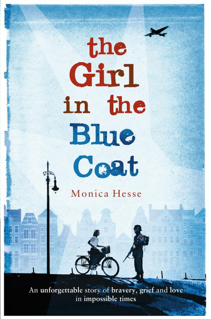 8cf2c2c6319c The Girl in the Blue Coat by Monica Hesse –review