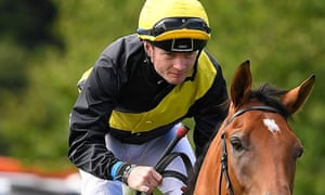 William Carson has ridden almost 500 winners in his career in the saddle.
