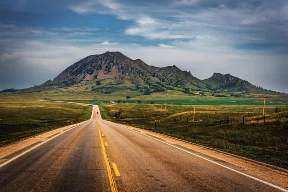 The Black Mountain Hills of South Dakota.