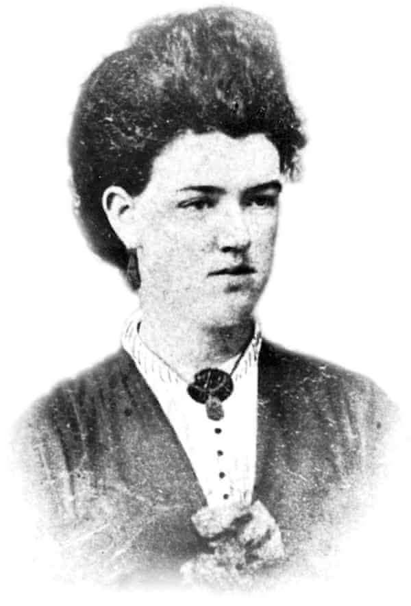 This widely circulated photograph of Kate Kelly was given to writer and bushranger enthusiast Edgar Penzig in the 1970s.