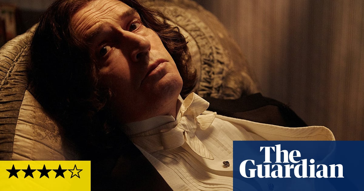 The Happy Prince review – Rupert Everett is magnificent in