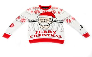 Wishing you a very Jerry Christmas from the other guy in red, £35, notjust.shop