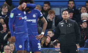 Chelsea would have to pay up the remaining two years of Frank Lampard's Derby contract to take him back to Stamford Bridge.