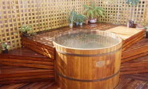 Seven hot tubs were stolen in a trucking theft in Alberta.