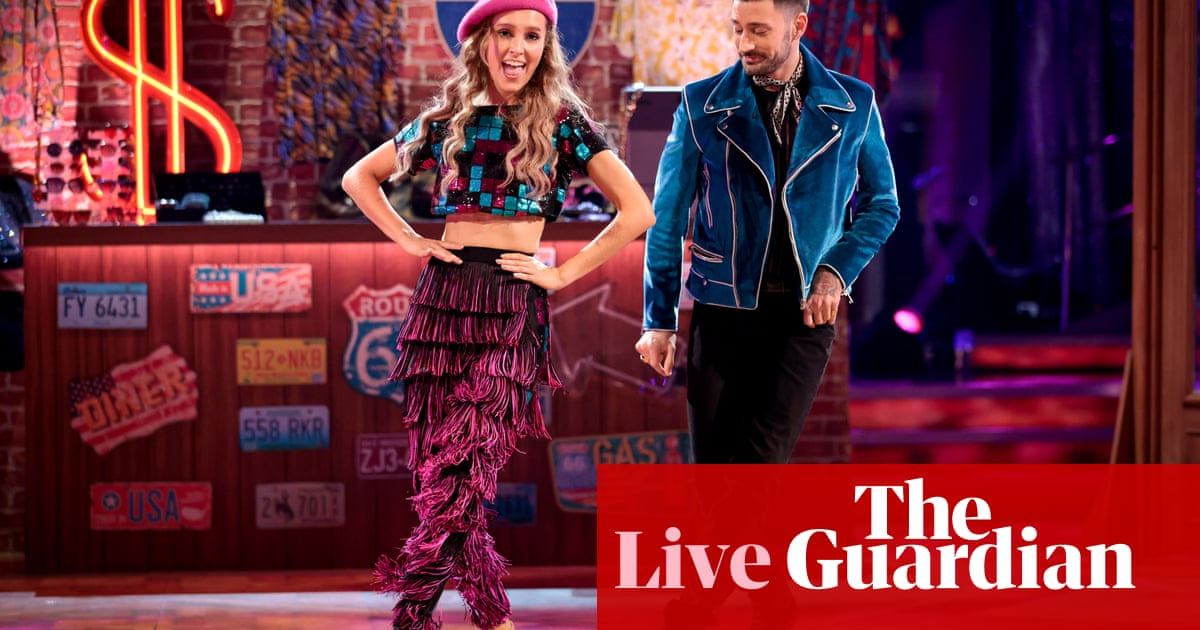 Strictly Come Dancing 2021: week four – as it happened