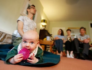 Arthur – an intimate piece about nature and nurture –features the youngest performer on the fringe and is probably the festival's most unpredictable show. There is no venue: Dan Bye and his five-month-old son Arthur perform it in peoples homes. Read our review.