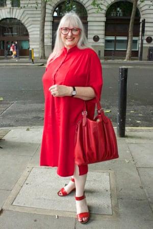 Rita Greer, 74, painter and writer.