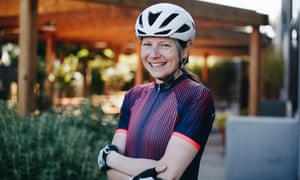 Aiming high: Bex Rimmington will compete at this year's Ironman World Championships in Kona less than a year after being talent scouted by virtual reality training app, Zwift.
