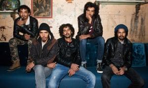 Imarhan, Tuareg band
