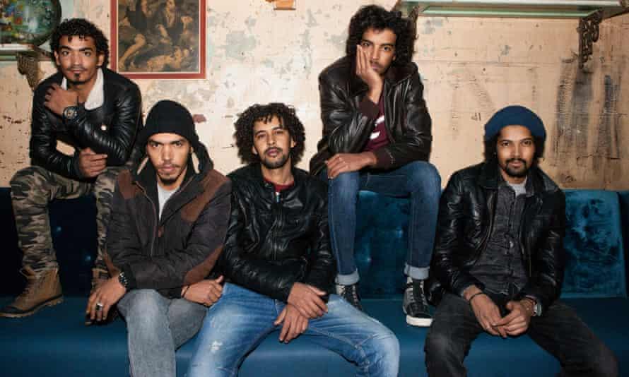 Tuareg band Imarhan.