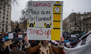 'It is disappointing that some of those pushing for greater representation have avoided engaging with the sexual harassment scandal.'
