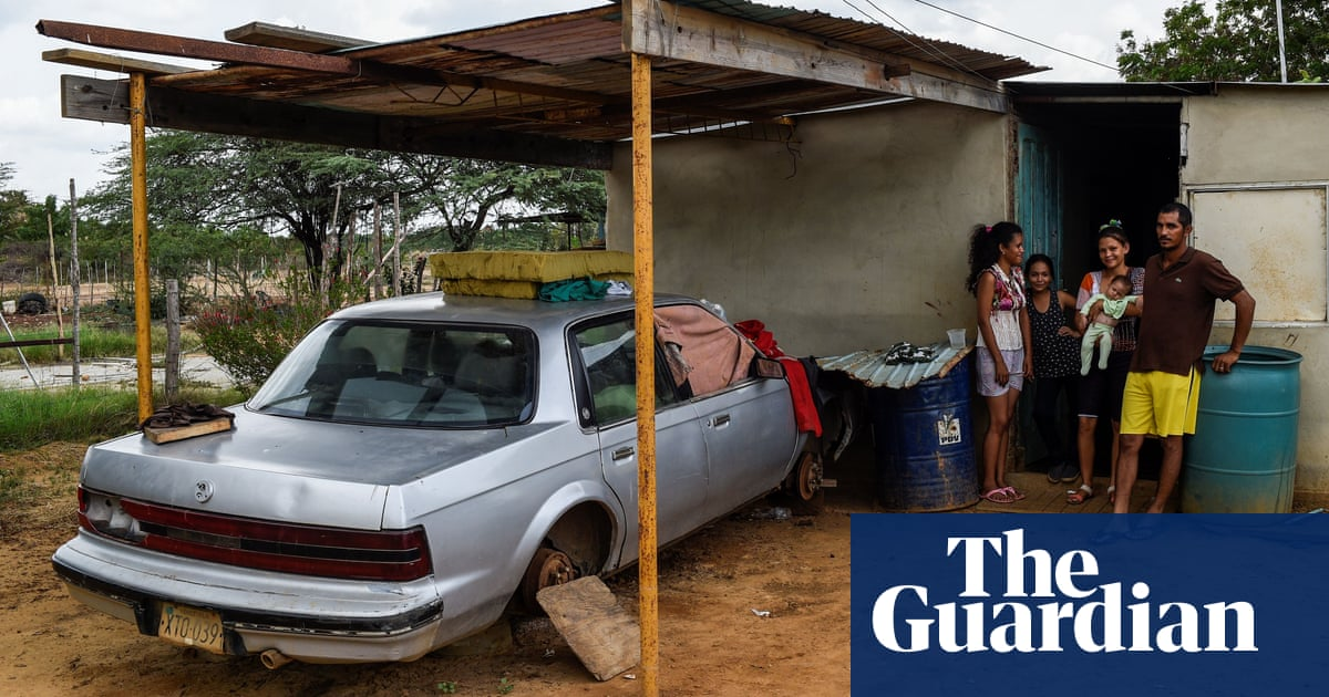 Venezuela has dirt-cheap fuel, so why is driving nearly