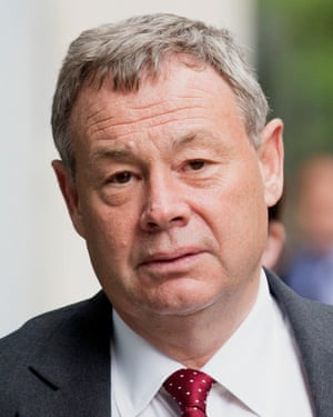 Ian Hannam, former global chairman of equity capital markets at JP Morgan, was fined £450,000 by what was then the Financial Services Authority.