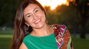 Lola Gulomova, shot dead by her husband in 2019