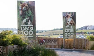 South Lakes Safari zoo, where almost 500 animals died within three years.