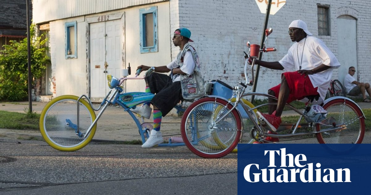 0a97317316b Pimp my bike: Detroit's custom cycles – in pictures | Cities | The ...