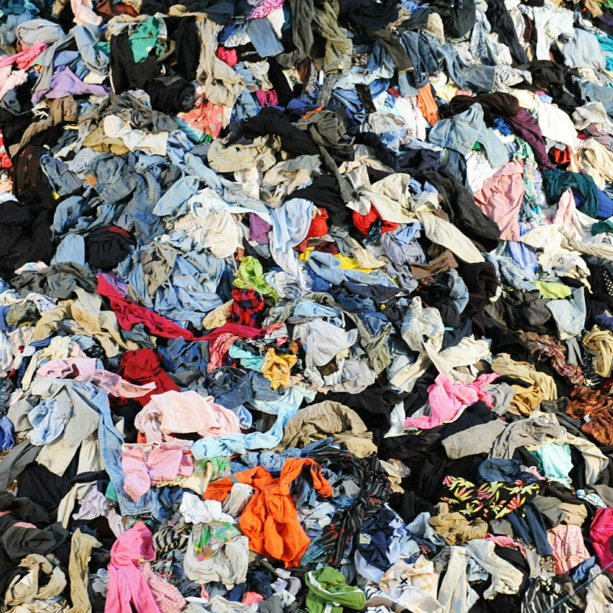 Landfill Becomes The Latest Fashion Victim In Australia S Throwaway Clothes Culture Fashion The Guardian
