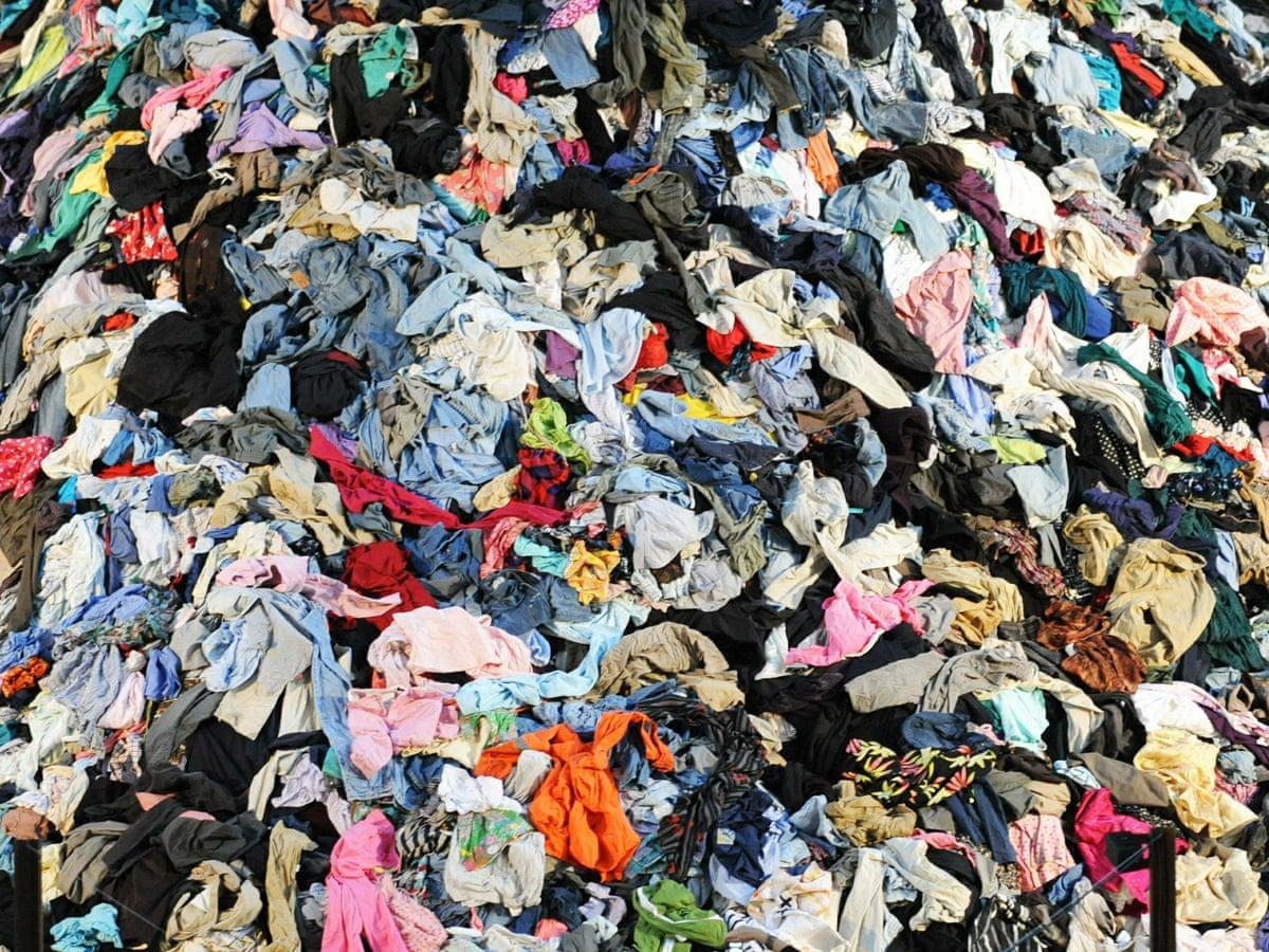 Landfill becomes the latest fashion victim in Australia's ...