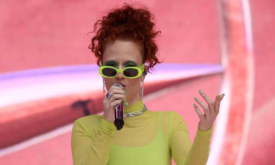 Jess Glynne plays Capital's Summertime Ball at Wembley stadium on 8 June.