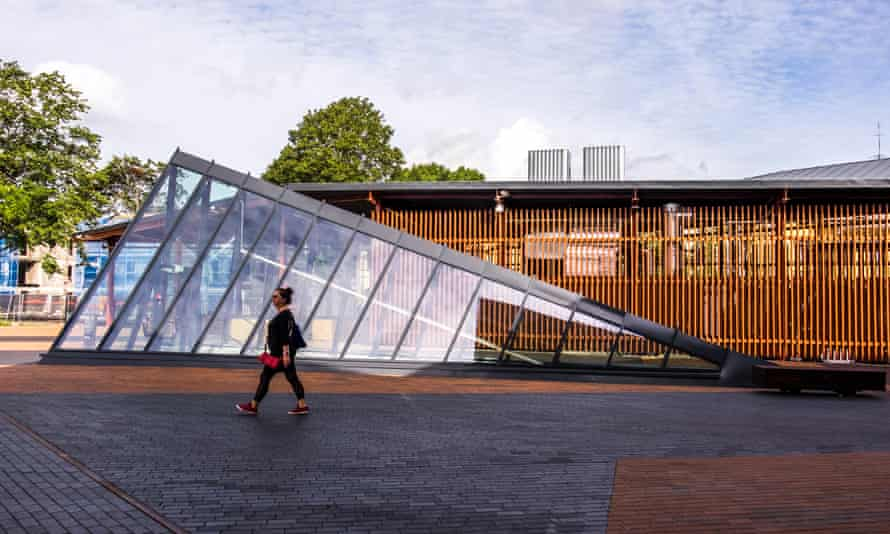 Telliskivi Creative City complex is a magnet for Tallinn's growing contingent of digital nomads.