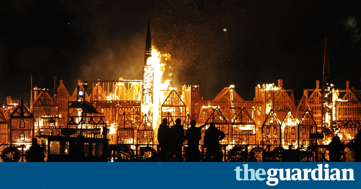 350th Anniversary Of The Great Fire Of London In