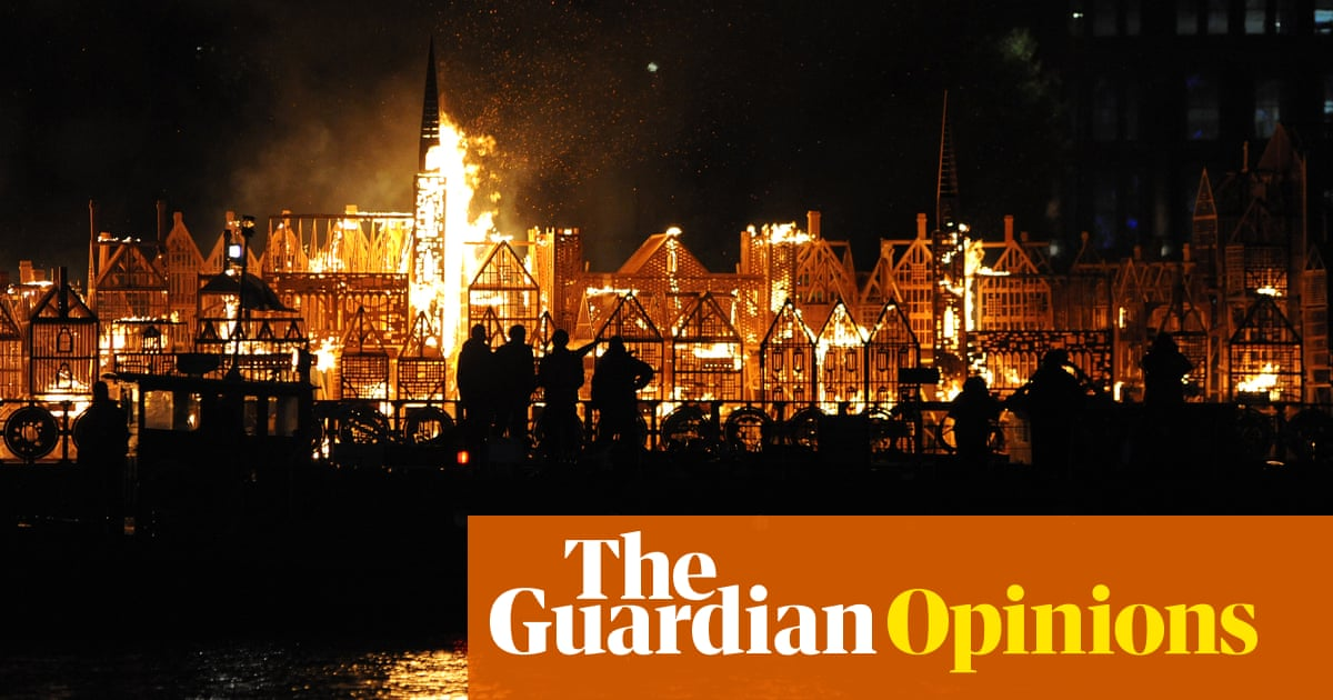 The Great Fire Of London Is A Lesson For Us In How To Cope With