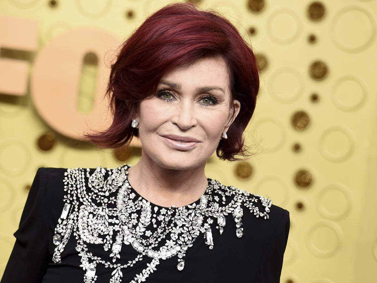 Sharon Osbourne Leaves Tv Show After Row About Meghan And Piers Morgan Sharon Osbourne The Guardian