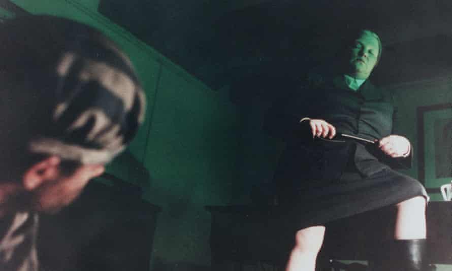 Pasqualino (Giancarlo Gianini) in Seven Beauties