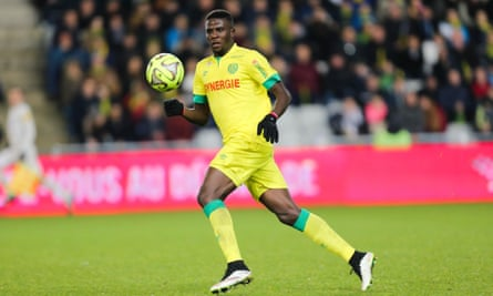 Papy Djilobodji has played as a defensive midfielder as well as his preferred centre-back position.