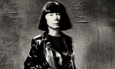 Rei Kawakubo, founder of Commes des Garcons and Dover Street Market