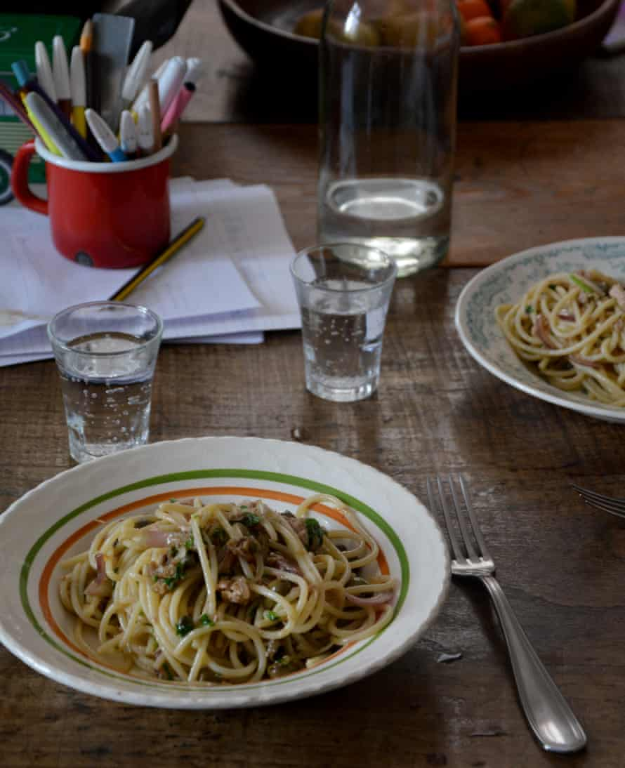 Rachel Roddy A Recipe For Life And For Pasta Food The Guardian