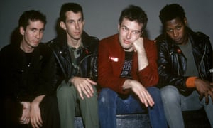 Pulling your strings … the Dead Kennedys.