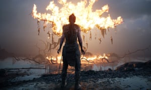 The Vikings are coming … Hellblade: Senua's Sacrifice.