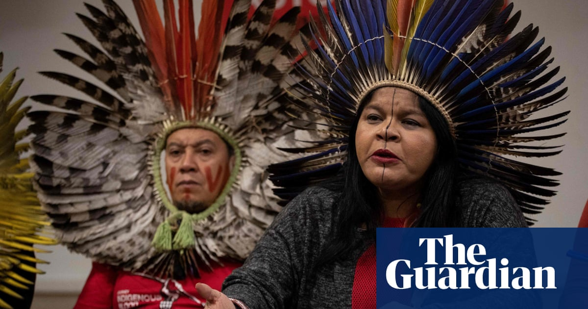Brazilian police target indigenous leaders after government criticism