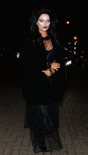 2018Kate Moss as a witch