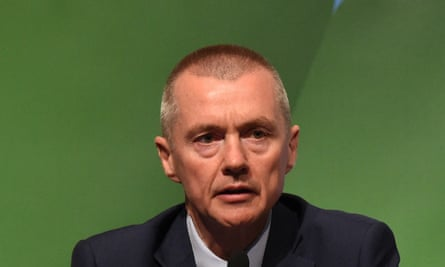 Willie Walsh: 'Branson no longer owns or controls Virgin Atlantic … he lost the bet.'