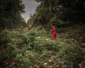 Radha Bishwa Karma, 16 years old.