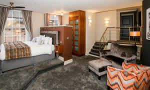 Lace Market Hotel Nottingham Review Travel The Guardian