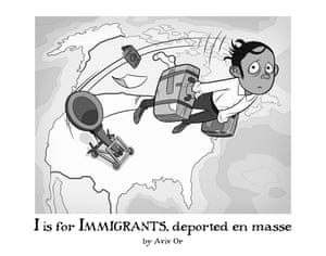 I is for Immigrants, deported en masse