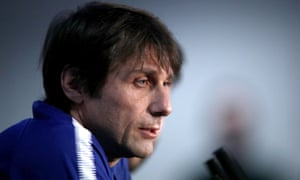 Chelsea manager Antonio Conte says his side have fallen behind Spurs this year because they are missing the likes of John Terry, Branislav Ivanovic and Petr Cech.