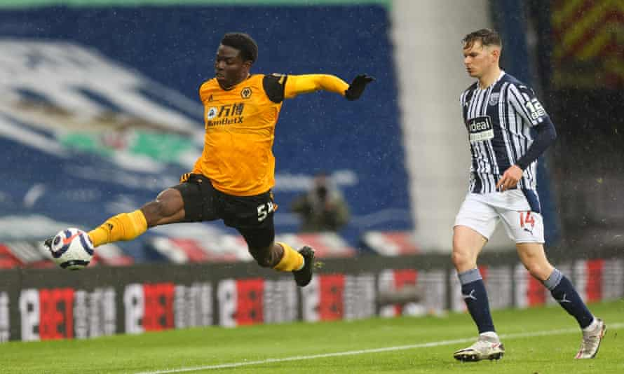 Wolves youngster Owen Otasowie impressed on his return to league action against West Brom.