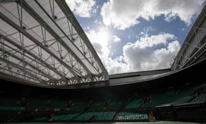 No 1 Court, Wimbledon