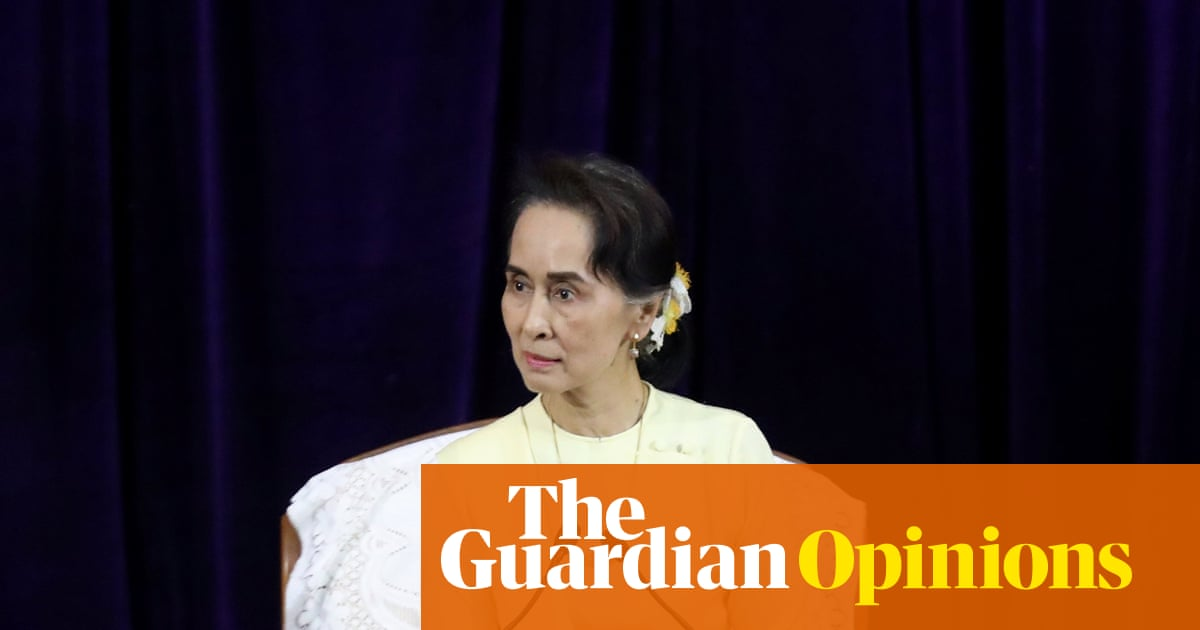The principles that made Aung San Suu Kyi an icon are what undid her