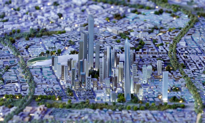 Cairo has started to become ugly': why Egypt is building a