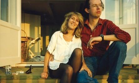 Eva and Hans Kristian Rausing … 'perhaps Hans was rebelling; perhaps Eva wanted to be free.'