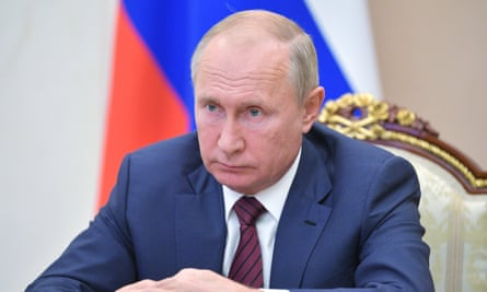Russian Mps Consider Lifetime Immunity For Former Presidents Vladimir Putin The Guardian