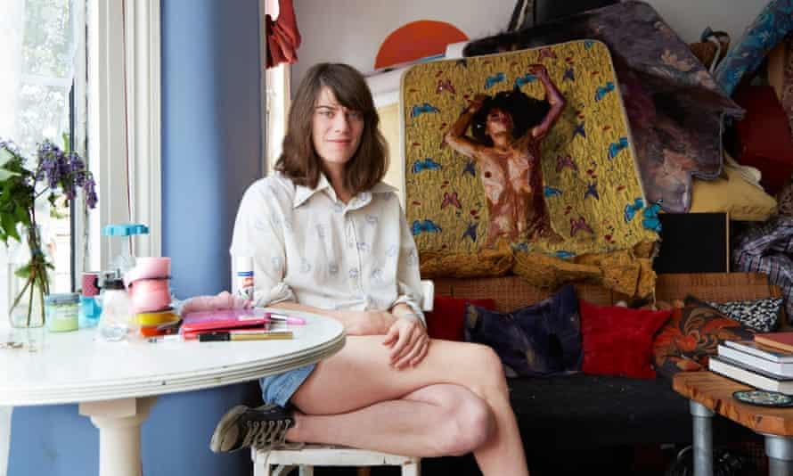 Louise Riley, artist