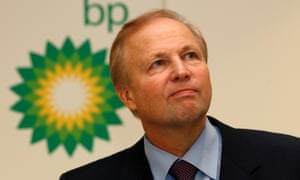 BP chief Bob Dudley.