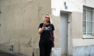 Decades on the frontline of the gender war … Virginie Despentes.